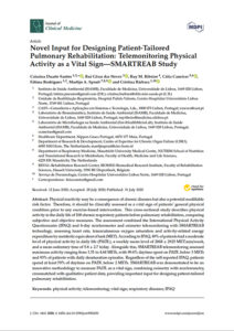 Novel input for designing patient-tailored pulmonary rehabilitation: telemonitoring physical activity as a vital sign—SMARTREAB study