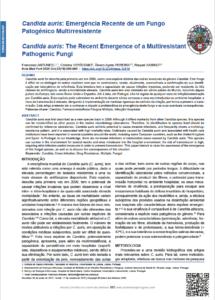 Candida auris: Emergência Recente de um Fungo Patogénico Multirresistente